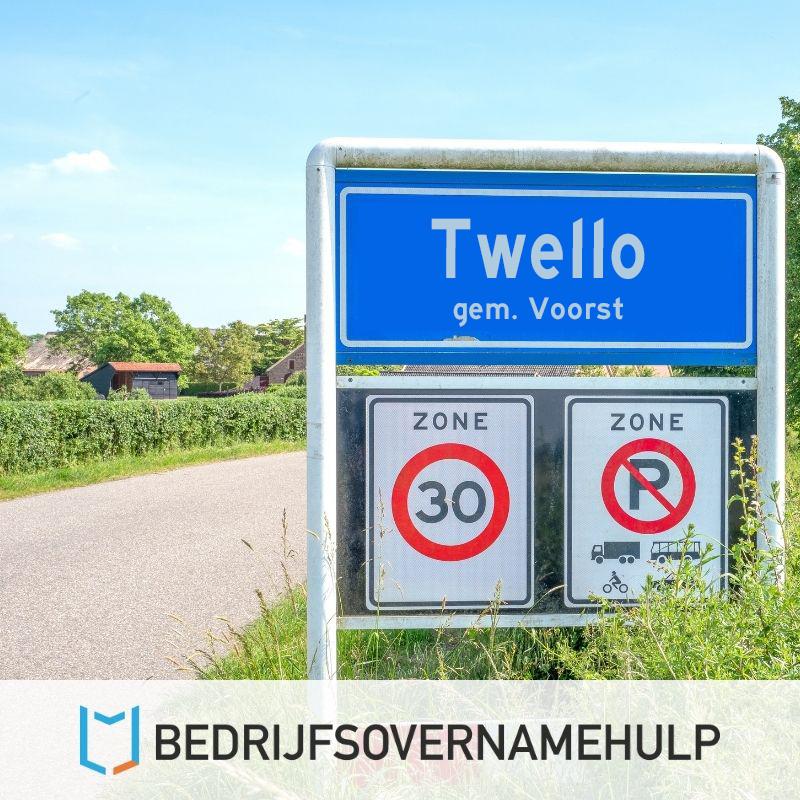 Bedrijfsovernamehulp Twello
